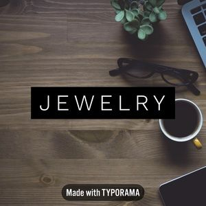 Jewelry - Section